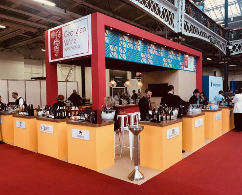 Wines of Georgia at LWF19